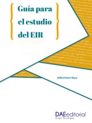 Guía para el estudio del EIR Ed. 2020